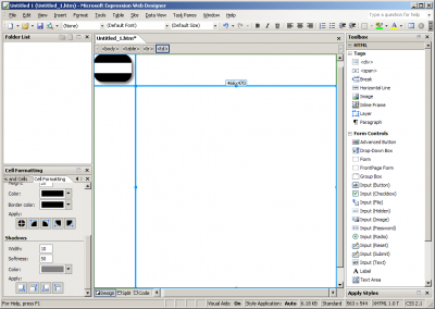 Expression Web Designer